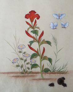 Korean Painting, Embroidery, Paintings, Blog, Inspiration, Drawing, Inspiring Art, Idea Paint, Art Production