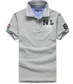 Tommy Hilfiger T-Shirts Men Sports Polo Shirts, Tommy Hilfiger T Shirt, Camisa Polo, Mens Tops, Clothes, Men's Fashion, Fashion Design, Preppy Ideas, Man Style