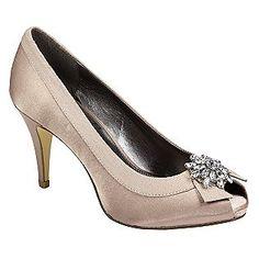 $29.99 Kmart Sam & Libby- -Women's Dress Shoe Evene - Taupe