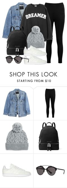 """""""Untitled #12069"""" by vany-alvarado ❤ liked on Polyvore featuring Y/Project, Boohoo, Rella, MICHAEL Michael Kors, adidas Originals and Christian Dior"""