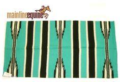 Mayatex Saddle Blanket Ranger 2000 Western Pad Teal Western Bridles, Western Saddle Pads, Saddle Blanket, All The Pretty Horses, Barrel Racing, Horse Tack, Show Horses, Saddles, Four Legged
