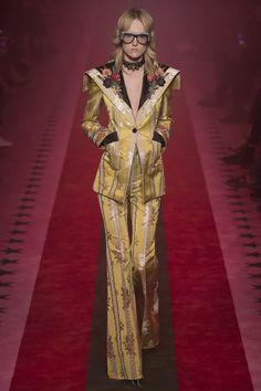 Défilé Gucci Printemps-été 2017 16