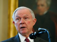 """REUTERS/Kevin LamarqueAttorney General Jeff Sessions on Wednesday slammed a Hawaii judge who placed a nationwide block on President Donald Trump's executive order banning travel from six majority-Muslim countries.  """"I really am amazed that a judge si http://aspost.com/post/Jeff-Sessions-Im-amazed-that-a-judge-sitting-on-an-island-in-the-Pacific-can-block-Trumps-travel-order/21760 #politics #politic #politicians #news #political…"""
