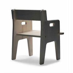 Danish designer Hans Wegner's CH410 Peter´s Chair, 1944.