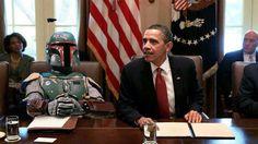 Boba fett & Obama