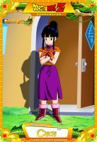Dragon Ball Z - Chichi by DBCProject