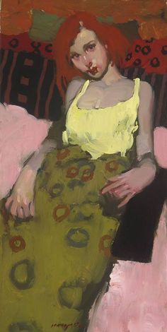 Oil painting by Milt Koboyashi