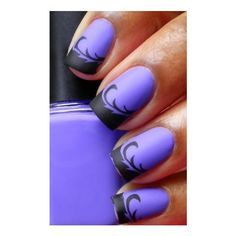 Simple and cute design...love that purple color!