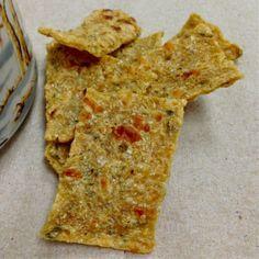 cauliflower crackers