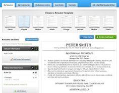 resume builder free online resume builder httpwwwresume help - Wwwresume Helporg
