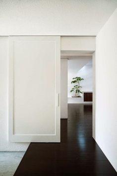 Binnenkant : Een mooie schuifdeur is niet lelijk!
