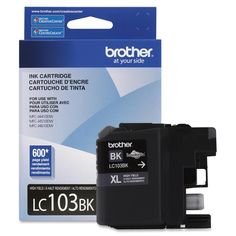 Brother Innobella LC103BK Ink Cartridge -