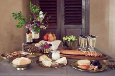 Have a Limited Budget?  An Afternoon Cocktail Reception allows you to serve really fabulous food at a fraction of the cost of a sit down meal