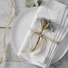 Silver Sparkle Ties - Set of 3 Christmas Note, Christmas Wrapping, Christmas 2016, Before Christmas, White Christmas, Christmas Place, The White Company, Tie Set, Christmas Decorations
