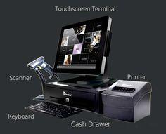 TouchSuite Salon Elite Point of Sale System