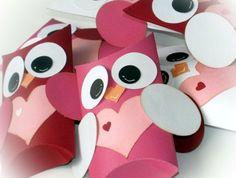 recycler-le-rouleau-de-papier-toilette-hiboux-roses-en-rouleau-de-papier-de-toilette