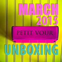 March 2015 Petit Vour Review | Feed Your Skull