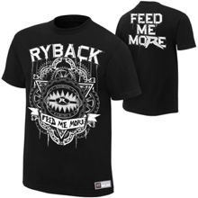 Wwe Ryback Feed Me More Logo