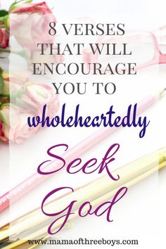 Seeking God First | Searching for God Wholeheartedly