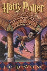 Harry Potter i kamień filozoficzny in Polish.