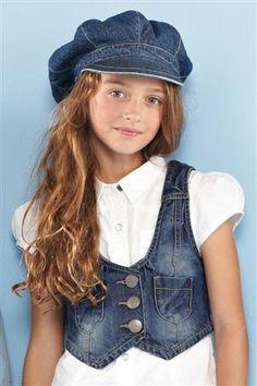 Buy Denim Waistcoat (3-16yrs) from the Next UK online shop