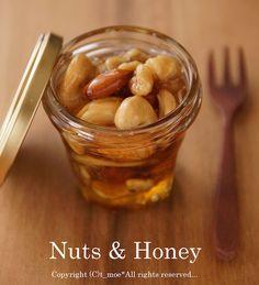 家で作れる「ナッツのハチミツ漬け」レシピを紹介!