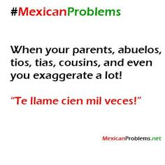 Mexican Problem #3578 - Mexican Problems