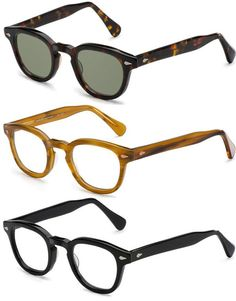 Moscot (also seen on Johnny Depp)