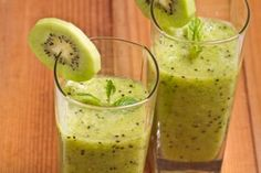 This wonderful smoothie recipe made with kiwi, guava, and coconut water is packed with immunity boosting properties that can hinder growth of cancer cells.  A delicious way to get your daily source of vitamins and minerals! http://www.nutribulletrecipes.org/homemade-kiwi-guava-coconut-smoothie-recipe/