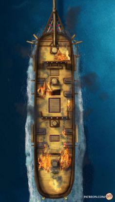 #dnd #dungeonsanddragons #maps #map #battlemaps #battlemap #questmaps #dndmaps #rpg #ttrpg #pirate #pirates #smugglers #island #cove #ship #beach #docks #dock #boat #saltmarsh #battlemap #dndmap #sinkingboat #sinkingship #boat #vessel #sinkingvessel #dndmap