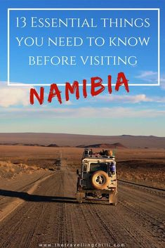 13 Essential things you need to know before visiting Namibia Travel Advice, Travel Guides, Travel Tips, Travel Destinations, Chobe National Park, Safari, World Travel Guide, Countries To Visit, Roadtrip
