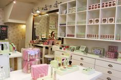 """Pixi (22a Fouberts Place, London W1F 7PW): Created over 10 years ago and launched in our flagship boutique in Soho, London, Pixi has a loyal worldwide following thanks to its pure, awakening & skin-loving products that create a naturally radiant """"just had a good night's sleep"""" look."""