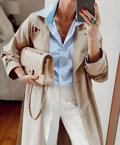 Trendy Summer Outfits, Chic Outfits, Spring Outfits, Fashion Outfits, Everyday Outfits, Everyday Fashion, Dress For Success, Elegant Outfit, Looks Style