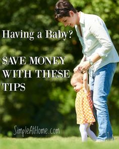 These 10 tips are a life saver when having a baby on an already tight budget.