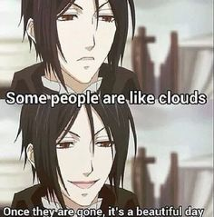 (Grell would be a thunder-cloud, right?)