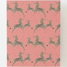 scalamandre zebra arrows wallpaper - Google Shopping Zebra Wallpaper, Pink Comforter, The Royal Tenenbaums, Vascular Plant, Pink Art, Diy Frame, Cool Diy, Dusty Pink, Vibrant Colors