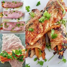 Diétne morčacie závitky plnené zeleninou. - jedztedoschudnutia.sk