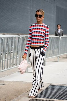 Street Style New York Fashion Week - Image 43