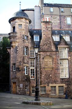 The Writers Museum, Royal Mile, Edinburgh Old Town, Scotland