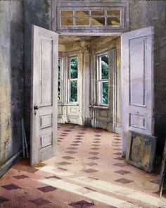 Matteo Massagrande (Italian, b. 1959) - Interior, 2015