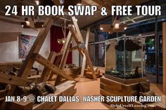 """Chalet Dallas a luxurious gathering space now occupying the Nasher Sculpture Centers Corner Gallery is a hip tastefully furnished and designed temporary clubhouse that will host a 24 hour book swap on Jan. 8 through Jan. 9 when visitors can also take a free public tour of the space.  Don't forget to put down """"Help Urself Leasing"""" when filling out ur lease application to get back 50% of the commission we earn from ur referral. Check out our website for details.  #chalet #bookswap…"""