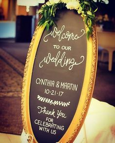 Wedding day signage to welcome guests. I love making signage and this is one of my favs. Rose Wedding, Wedding Day, Instagram Wedding, Cabbage Roses, Signage, Thankful, Weddings, My Love, Photography