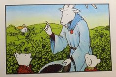 Rupert Bear, illustrated by Alfred Bestall
