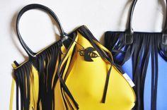 FRAN2 in Dark Yellow and Royal Blue w/Black frenzies