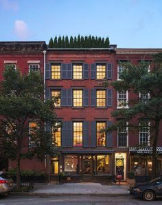 Hudson Street Mixed-Use Townhouse | Andrew Franz Architect, PLLC; Photo: Albert Vecerka/Esto | Archinect
