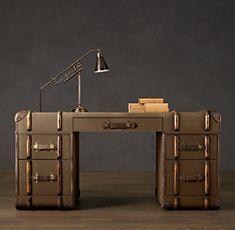 Another piece by restorationhardware.com. Very clever!