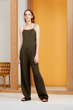 A look from the Theory Spring 2015 RTW collection.