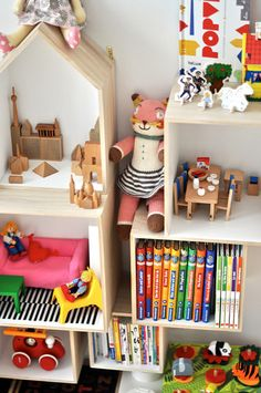 sibling kids room by Paul+Paula, via Flickr
