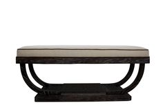 Deco Bench - Traditional Transitional Mid-Century / Modern Benches