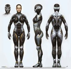 space warriors by adamwee on DeviantArt Armor Concept, Concept Art, Character Concept, Character Art, Space Warriors, Arte Cyberpunk, Transformers, Female Armor, Futuristic Armour